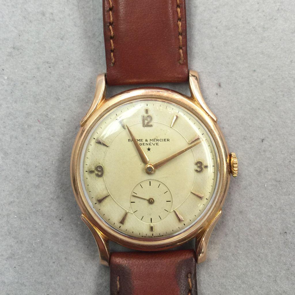 Baume et Mercier - luxury swiss watches