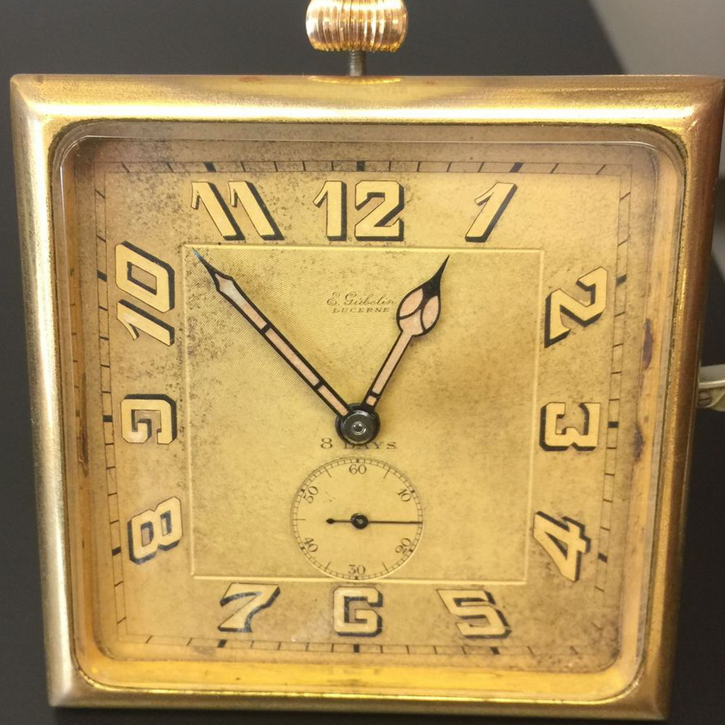 Gubelin Lucerne Watch