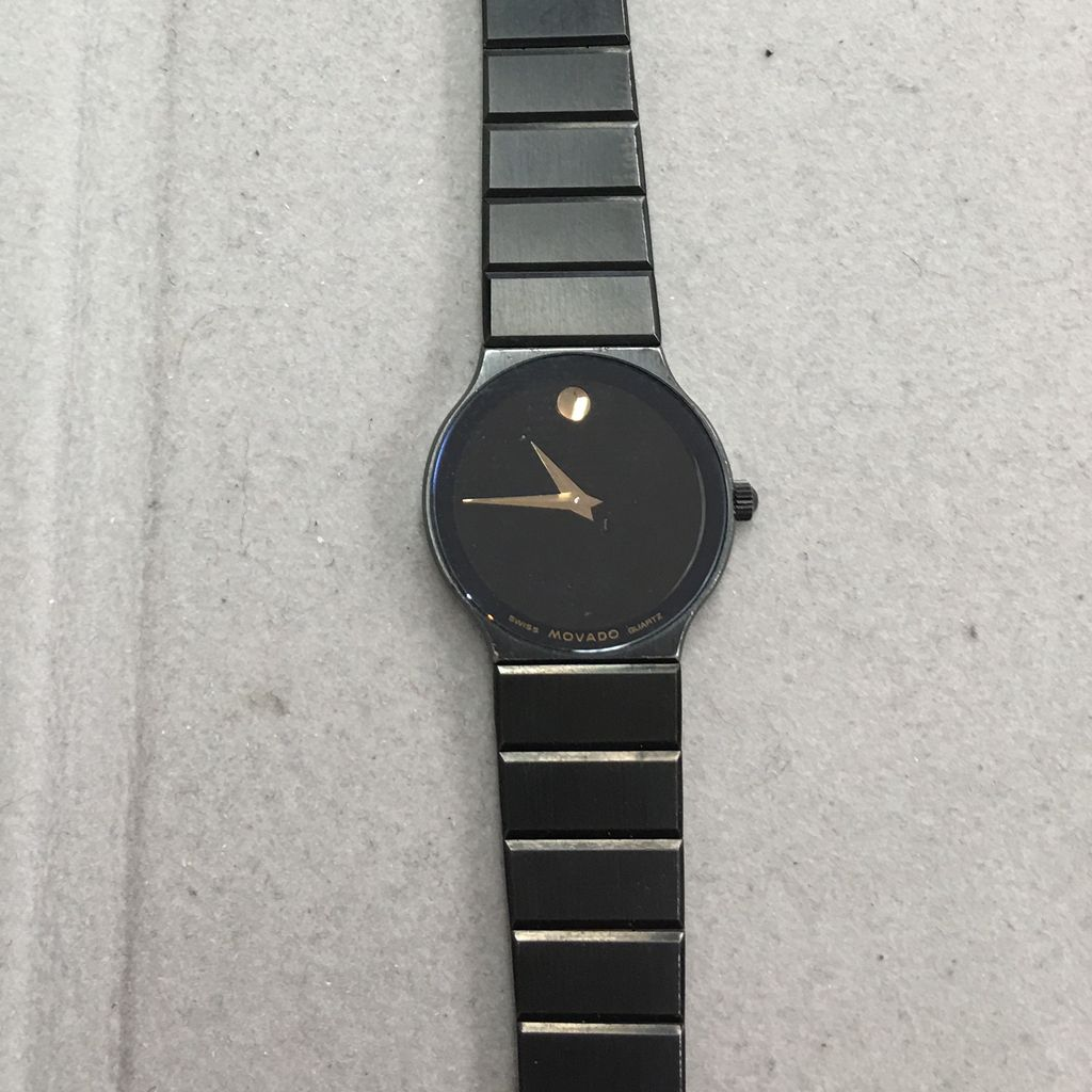 Movado Watch For Men And Women Village