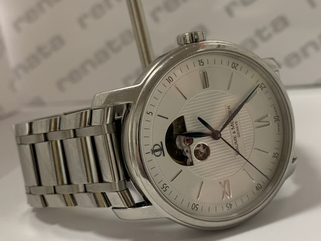 Baume & Mercier Watch Repairs And Servicing