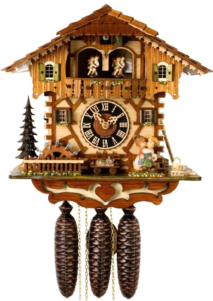 Traditional Cuckoo Clocks