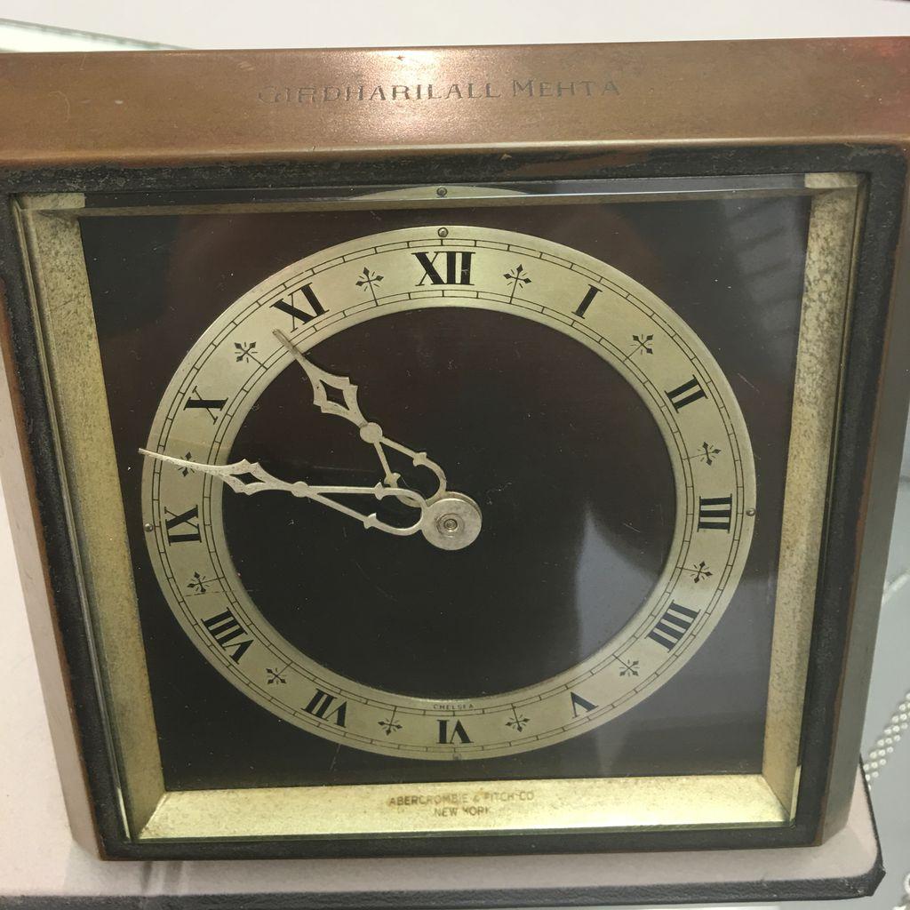 Chelsea clock