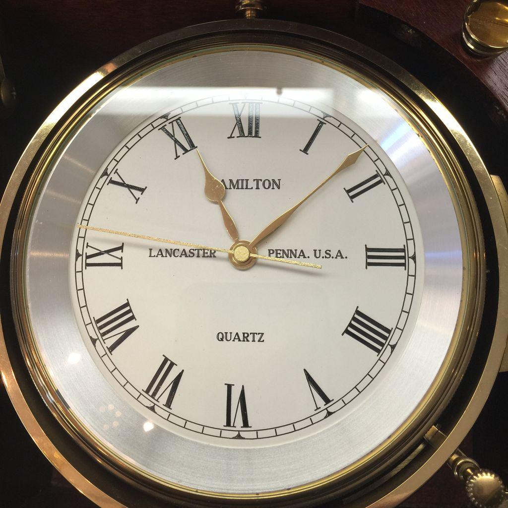Hamilton Cronometer