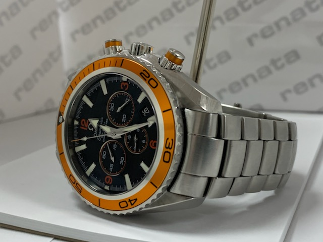 Omega Ocean Planet Watch Repair Service