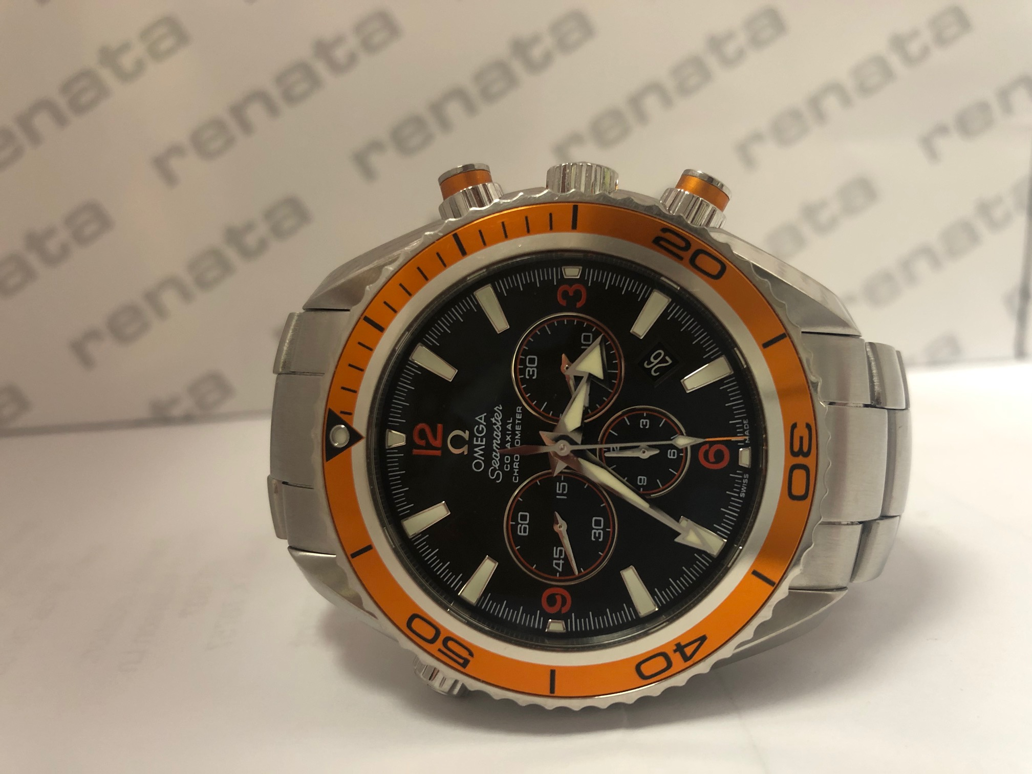 Omega Watches Service & Repair - Quality and Experience