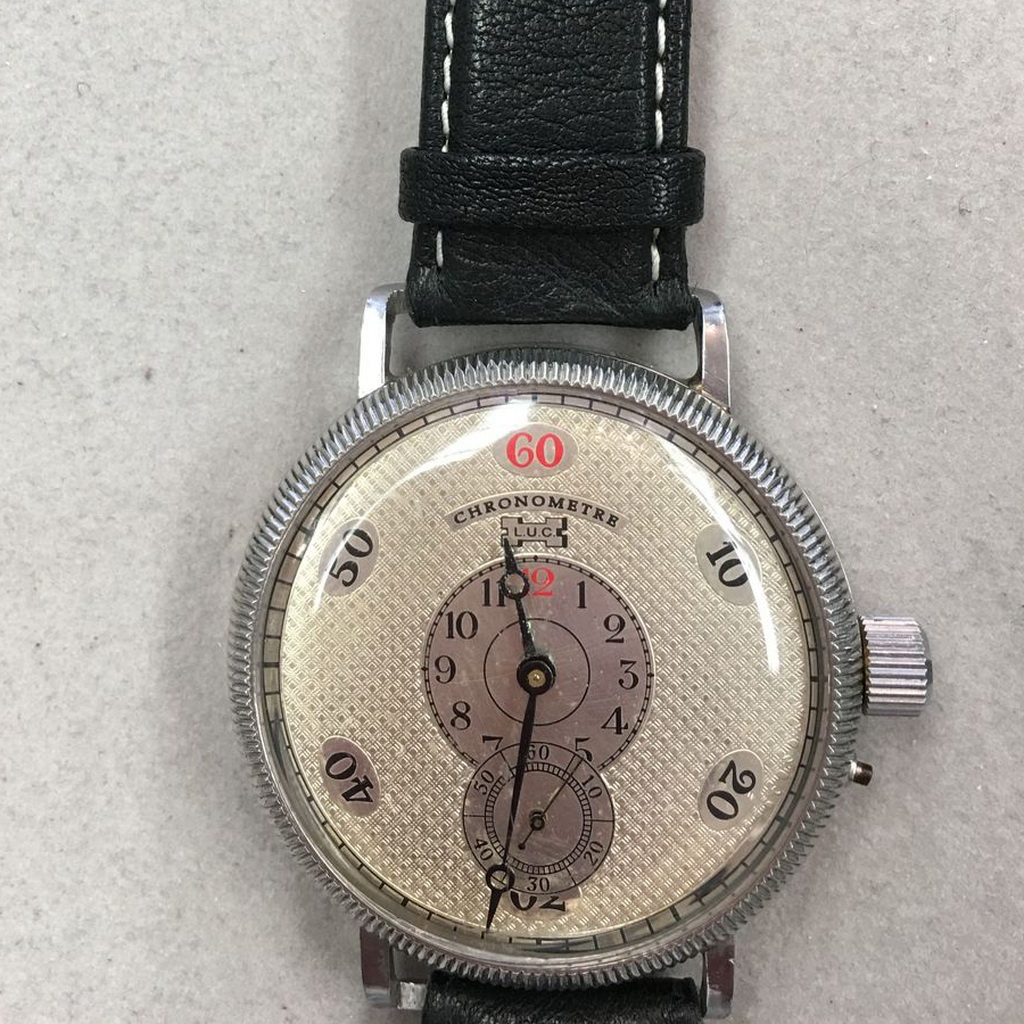 Rare swiss watch from 1920