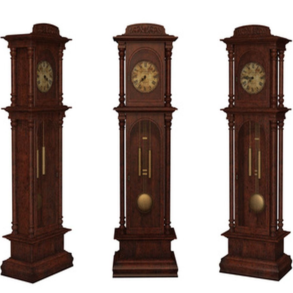 Ridgeway Grandfather Clocks - Watch and Clock Repair
