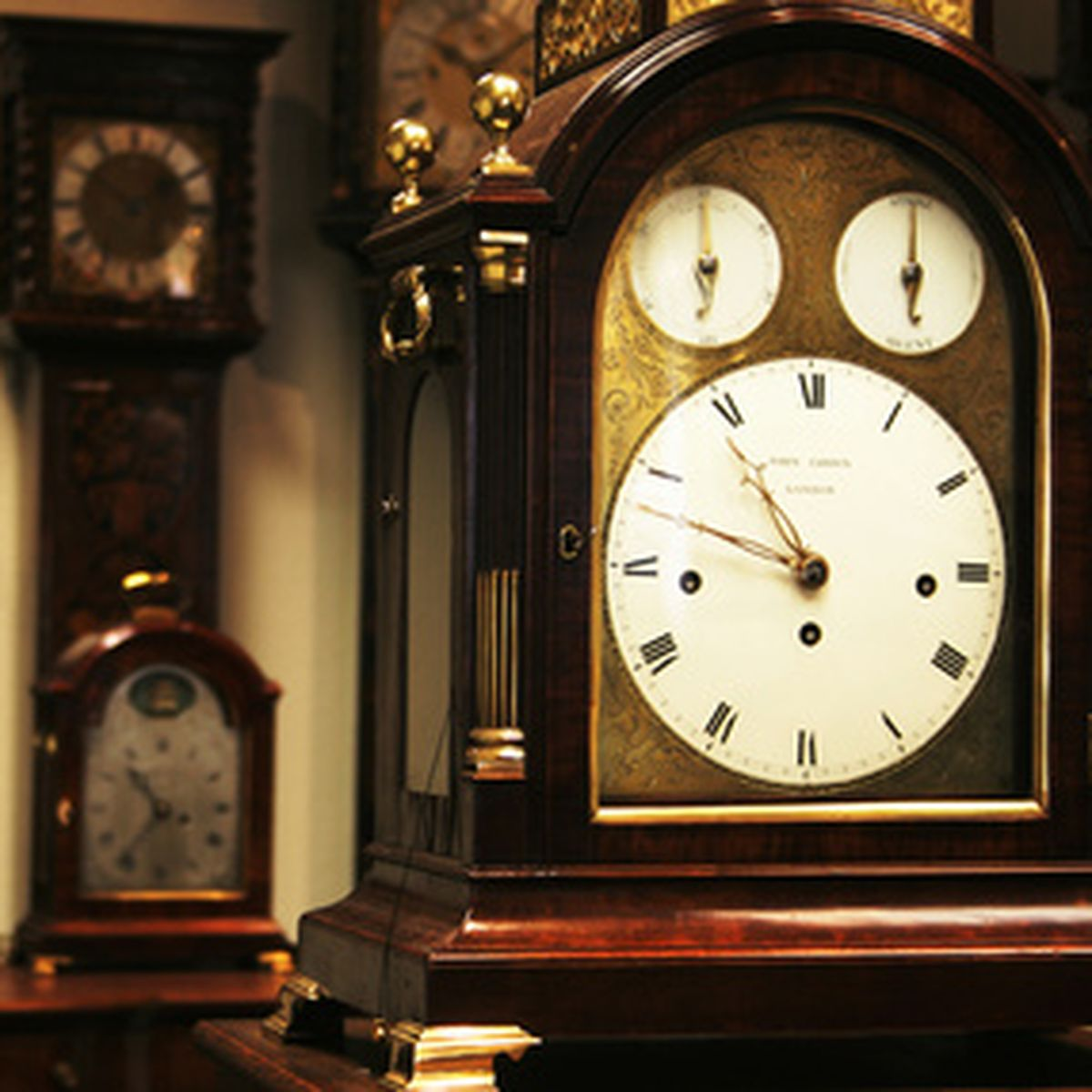 Carriage Clocks and the British Antique Spirit