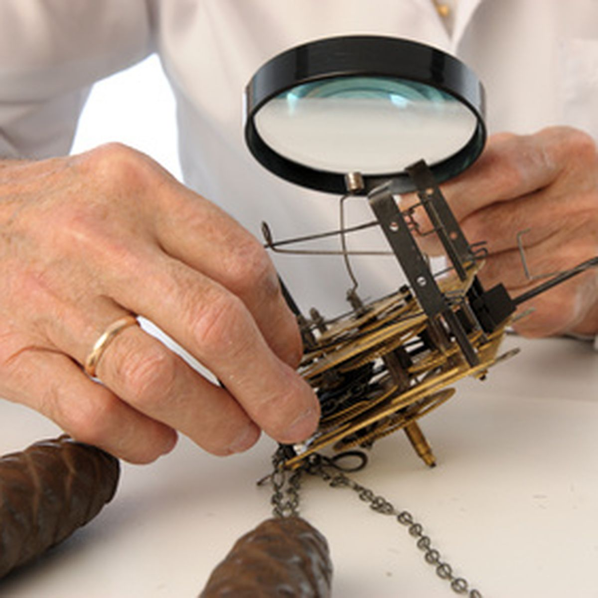 Our professional staff restore you cuckoo clock