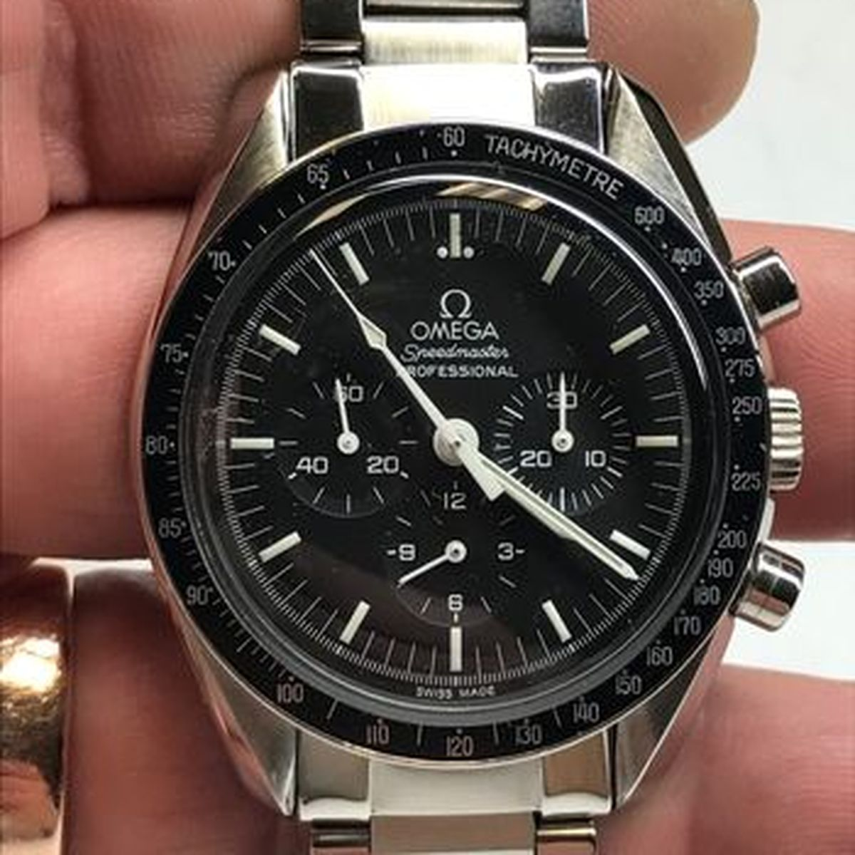 Is it Time to Service Your Omega Watch?