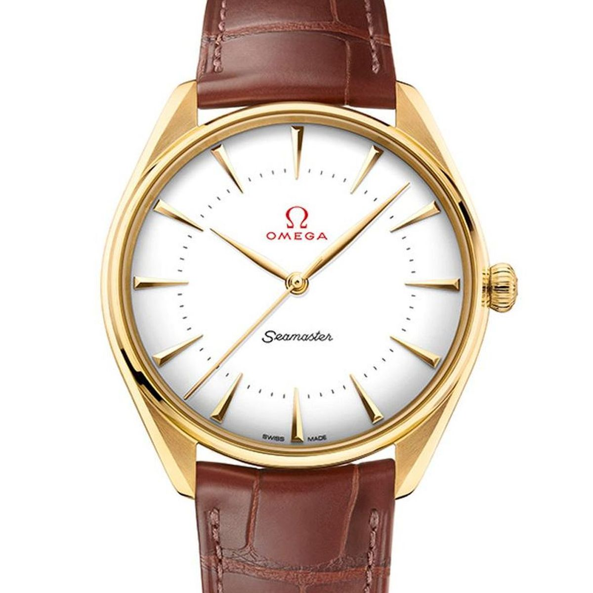 Omega Seamaster Olympic Games Watch Collection For 2018