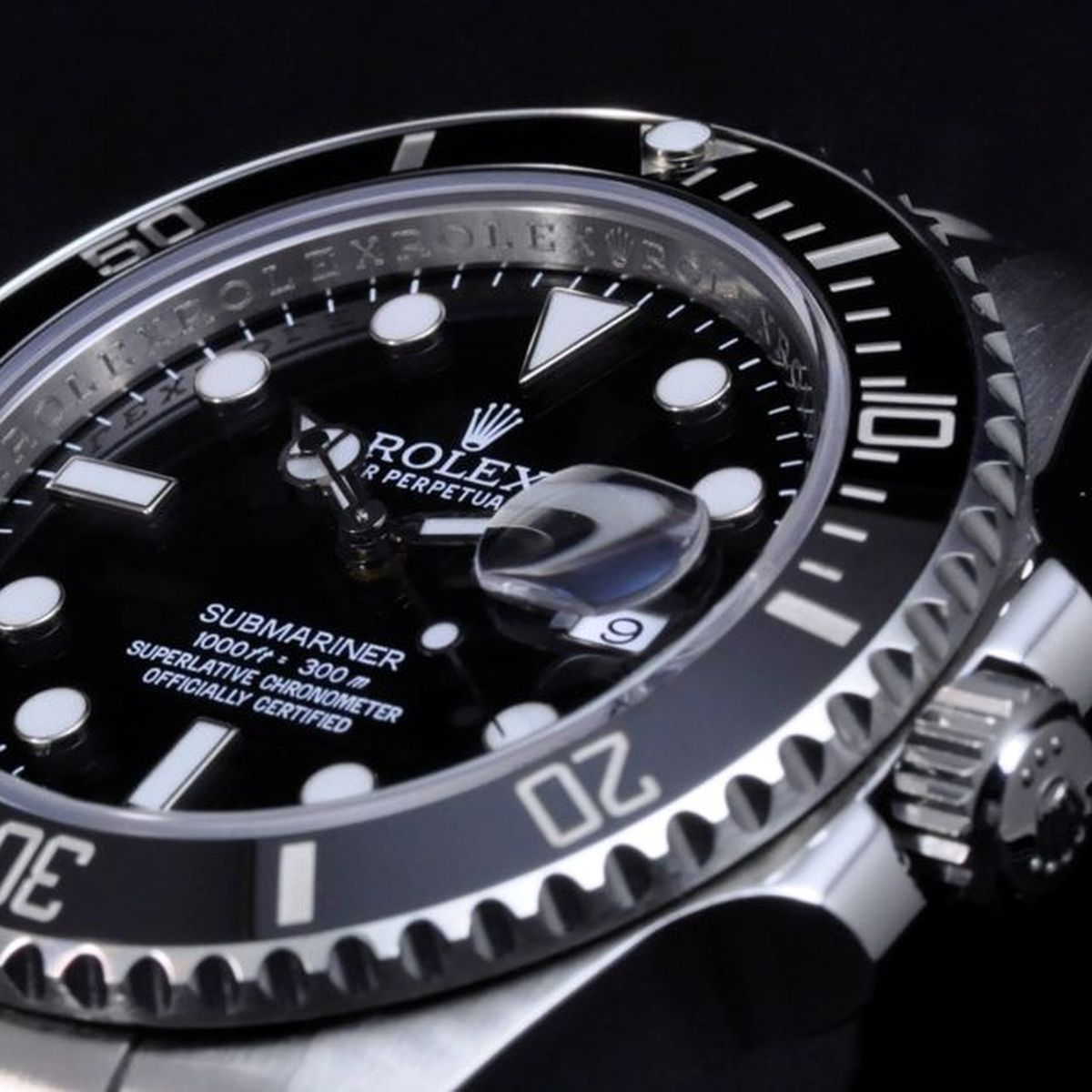 Rolex Ceramic Submariner 40mm