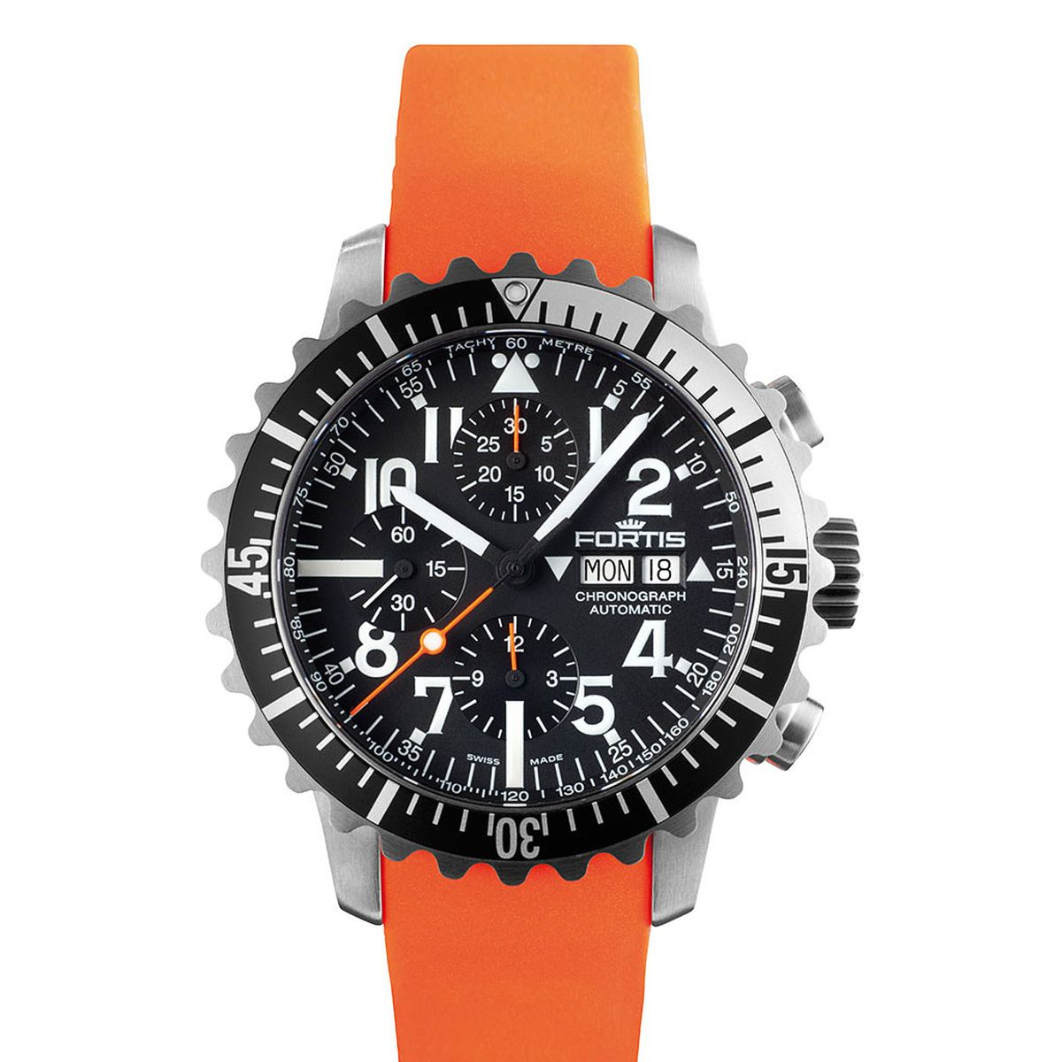 The Top Five Fortis Watches for Men