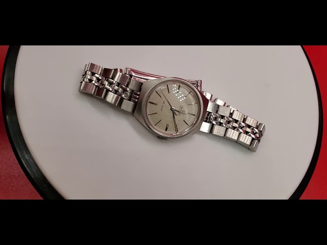 Ladies Omega Serviced done by Village Watch Center