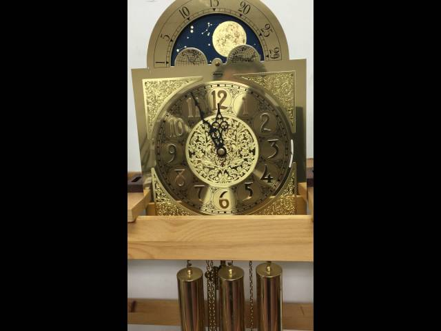 Grandfather clock 1880