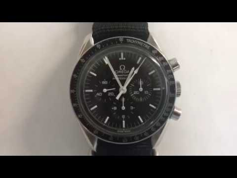 *MOON WATCH* Omega Speedmaster Chronograph 1969